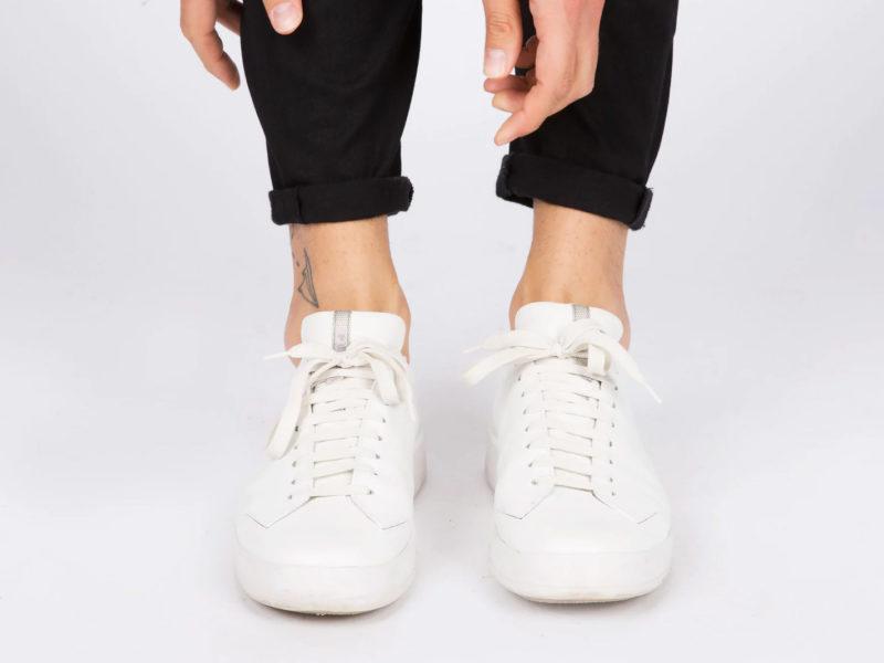 White Sneaker Season